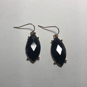 ⭐️3/$15 Black earrings